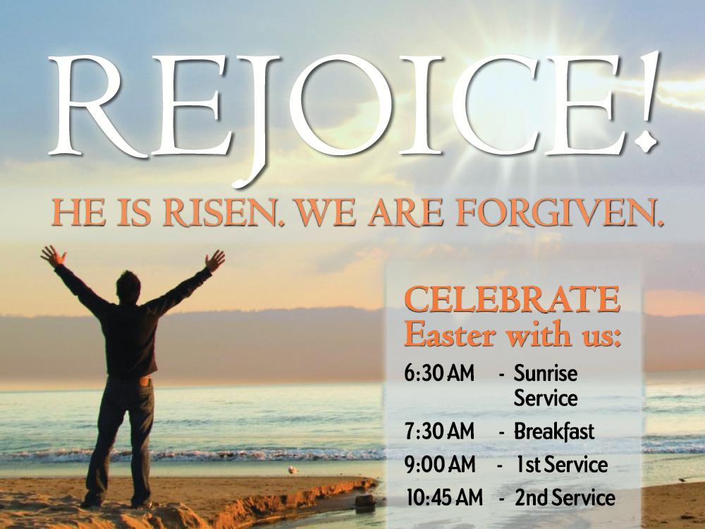 Easter Services @ The MACC | Pittston | Pennsylvania | United States