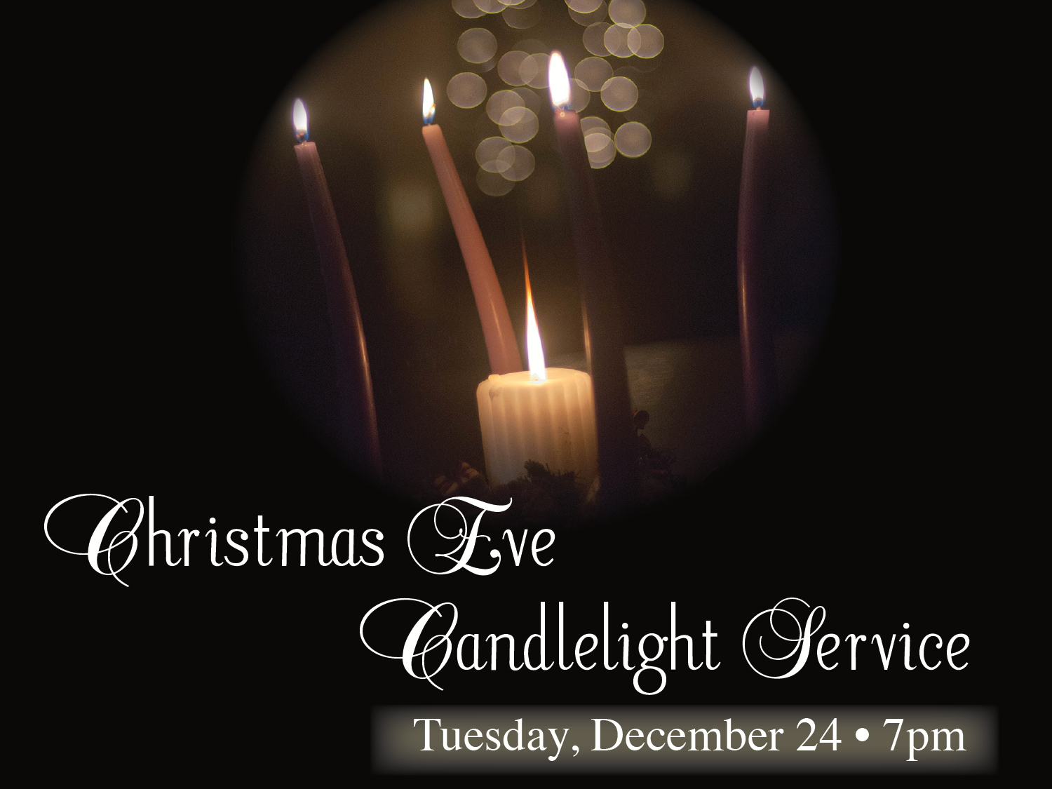 Christmas Eve Candlelight Service @ The MACC | Pittston | Pennsylvania | United States