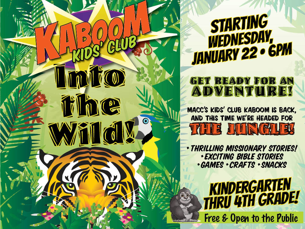 Kaboom Kids Club