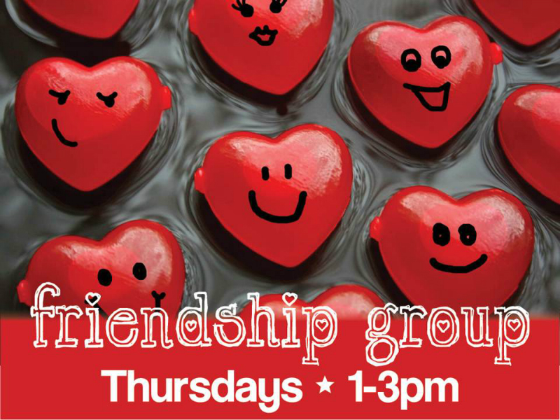Friendship Group @ The MACC | Pittston | Pennsylvania | United States